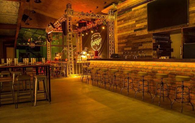 Frio, cerveja e rock&roll!