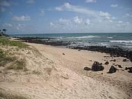 Praia da pedras