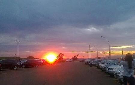 Ufsj-Cap - Pôr-do-sol