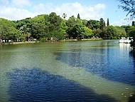 Lago do Parque Redenção