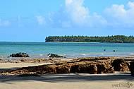 Vista desde a Praia de Tassimirim
