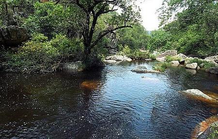 Cachoeira Rala Bunda - Tranquilidade total!