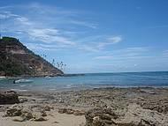 Primeira Praia. Show da natureza!