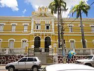 Hoje Museu Histórico e Biblioteca
