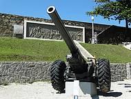 Peça de artilharia pesada