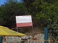 Morro do Careca. Uma área preservada.