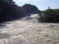 Corredeiras do rio...