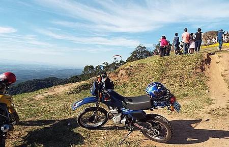Pico do Urubu - Encontro de trilheiros