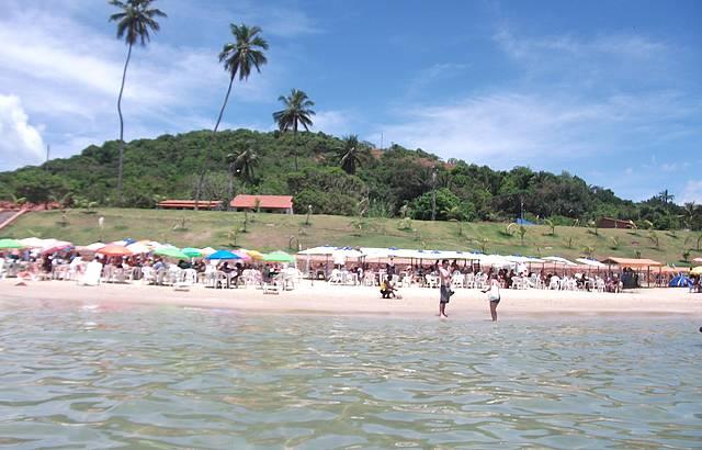 A Praia da Ilha