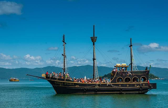 Barco Barba Negra