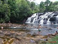 Passeio a Cachoeira