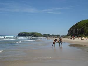 Praia do Meio ou Prainha