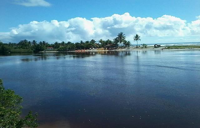 Foz do Rio Acuípe