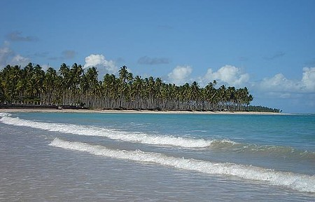 Praia do Marceneiro - Praia Deserta Maravilhosa