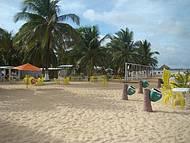 Praia do Gunga e os Chuveiros Naturais