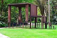 Jardim botânico e Instituto de Arte Comtemporânea