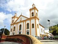 Vista da Catedral de Manaus