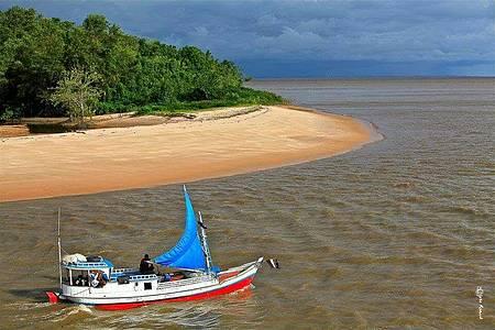 48 horas na Ilha de Marajó (PA) - Bucolismo na Ponta da Praia Pesqueiro