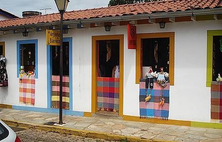 Centro Histórico - Lojinhas