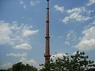 Maior Torre do Mundo de Tijolos