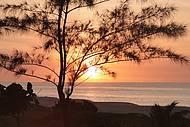Belo Nascer do Sol na Ponta do Frances