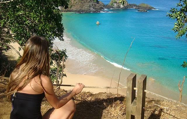Mirante da Praia mais bonita do Brasil