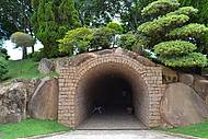 Entrada do Jardim Japones