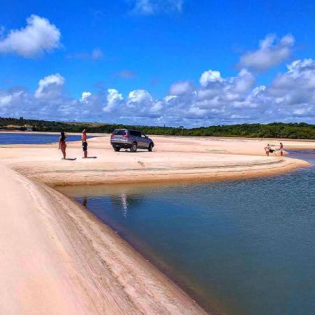 Barra do Abiai - Passeando com segurança!