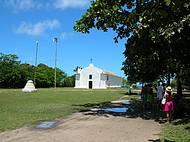 Igreja São João Batista que remonta ao Século 18