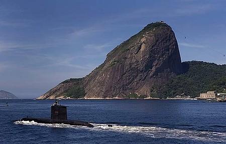 Submarino da Marinha