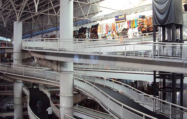 Vista do Mercado Central