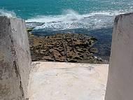 bela vista atrav�s do Forte