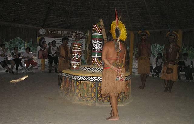 Índios Reserva da Jaqueira