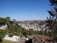 Vista da cidade a 1.500 metros de altitude.