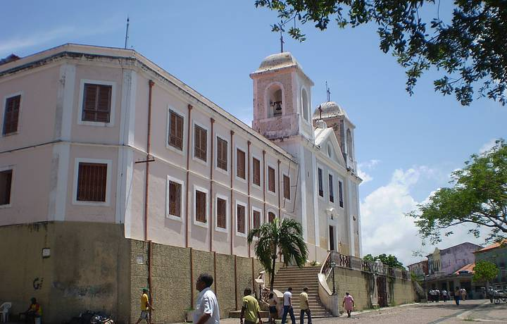 Fachada da Igreja e Convento do Carmo