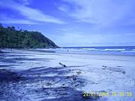 A bela Praia de Itacarezinho