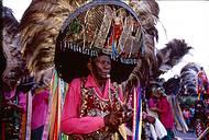 Cultura, tradi��o e muitas cores