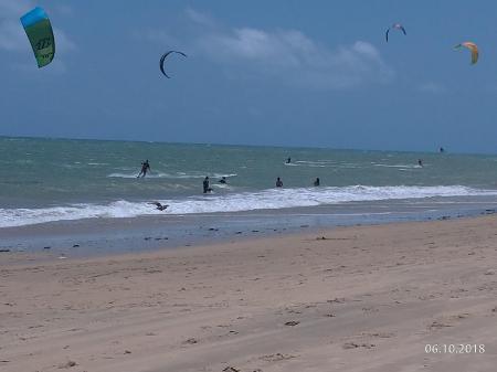 Praia  de Cumbuco -