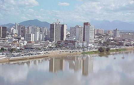 Campos dos Goitacazes - Vista da cidade