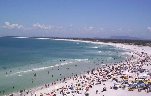 Praia Grande ao Fundo!