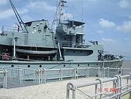 Navio museu da marinha Brasileira...