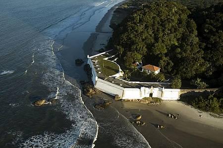 Fortaleza de Nossa Senhora dos Prazeres - Belo passeio
