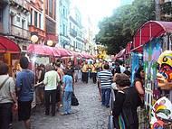 Feirinha de Recife Antigo, patrim�nio da Cidade
