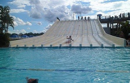 Di Roma Acqua Park - Splash!  Uma delicia!