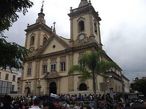 Basílica Matriz / Basílica Velha
