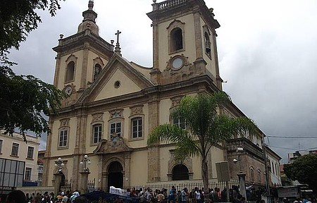 Igreja velha também muito visitada