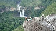 Cachoeira do Abismo & Mirante da Janela