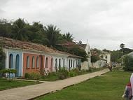 Casinhas coloridas