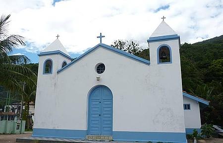 Lado Sul - Igreja da Praia Grande