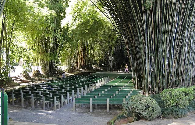 Visual do Anfiteatro
